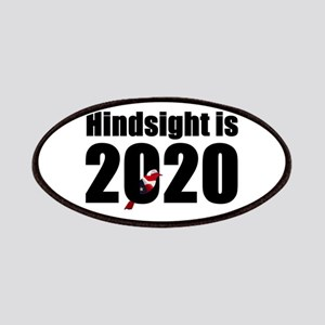 Hindsight is 2020 - Bernie Bird Patch