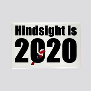 Hindsight is 2020 - Bernie Bird Magnets
