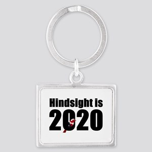 Hindsight is 2020 - Bernie Bird Keychains