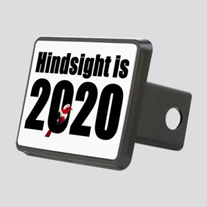 Hindsight is 2020 - Bernie Rectangular Hitch Cover