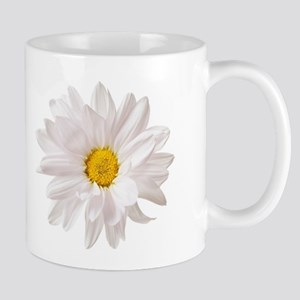 Daisy Flower White Yellow Daisies Floral Flow Mugs