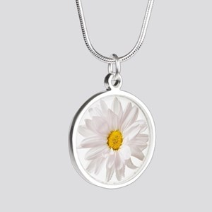 Daisy Flower White Yellow Daisies Floral Necklaces