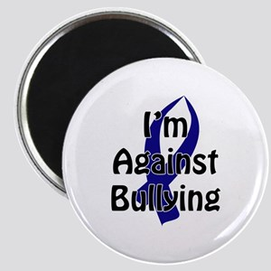 Anti-Bullying Blue Ribbon Magnets