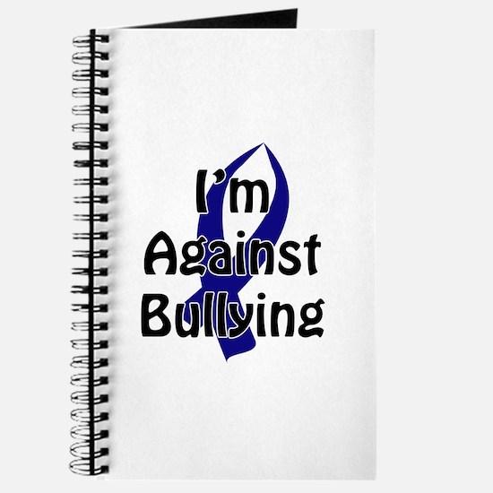 Anti-Bullying Blue Ribbon Journal