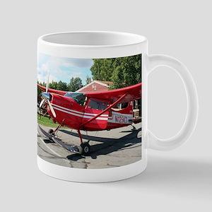 Ski plane, Talkeetna, Alaska Mugs