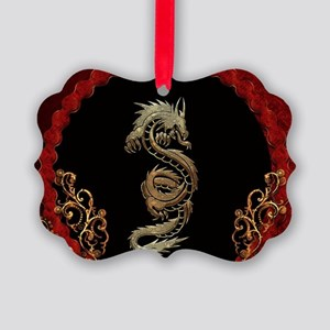 Awesome dragon Ornament
