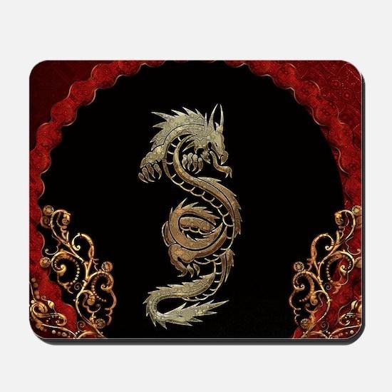 Awesome dragon Mousepad
