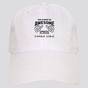 This is what an awesome Gymnastics player Cap