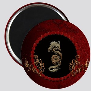 Awesome dragon Magnets