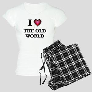 I love The Old World Pajamas