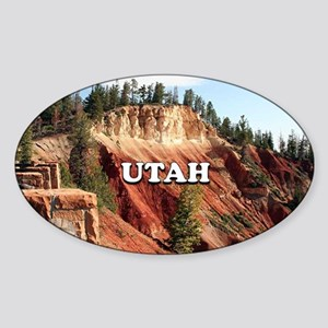 Utah: Bryce Canyon National Park, USA 4 Sticker
