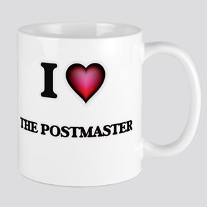 I love The Postmaster Mugs