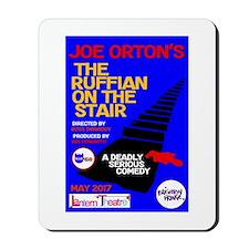 Ruffian On The Stair Mousepad