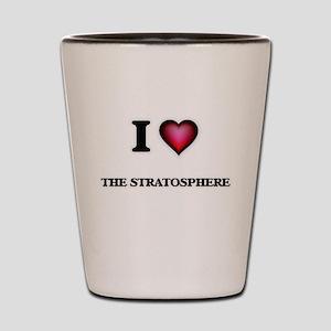 I love The Stratosphere Shot Glass