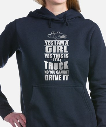 Girls This Is My Truck T Shirt Sweatshirt