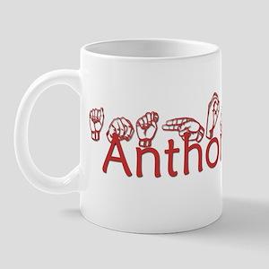 Anthony Mug