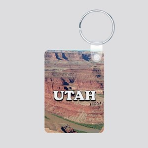 Utah: Dead Horse Point State Park, USA Keychains