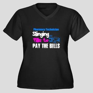 Pharmacy Technician T Shirt Plus Size T-Shirt