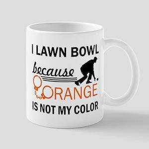 Lawnbowling designs Mugs