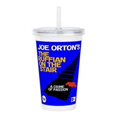 Ruffian On The Stair Acrylic Double-Wall Tumbler