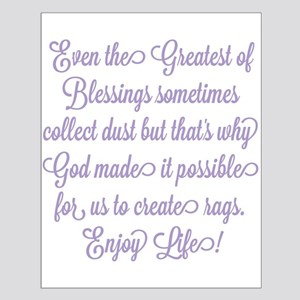 Greatest of Blessings Posters