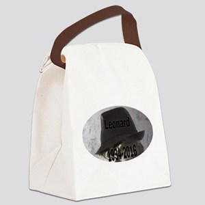 Leonard 1934-2016 Canvas Lunch Bag