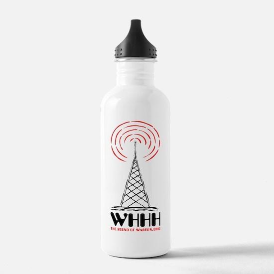 Warren WHHH Radio Water Bottle