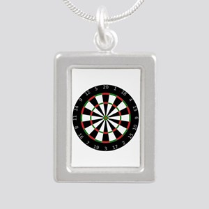 Dartboard Necklaces