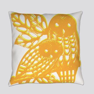 Give a Hoot Everyday Pillow