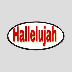 Hallelujah Patch