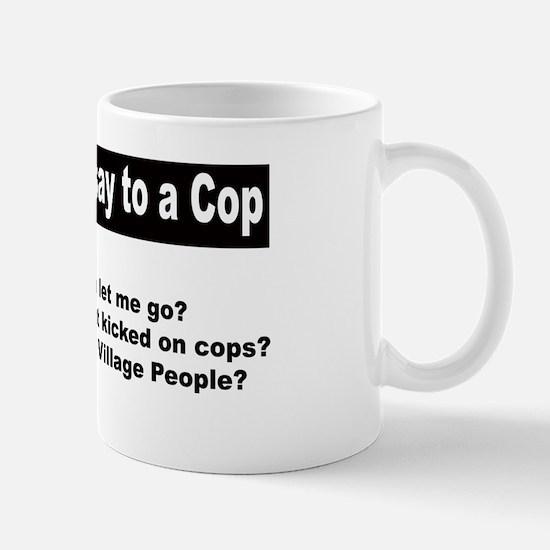 Never Say Mug