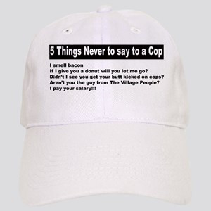 Never Say Cap