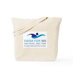 Swim for MS Tote Bag