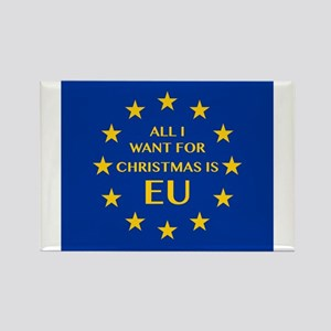 All I want for Christmas is EU Magnets