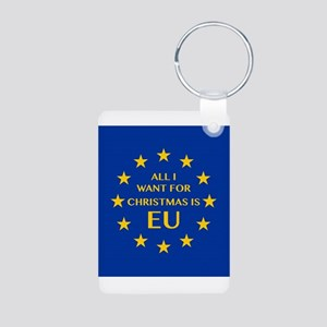 All I want for Christmas is EU Keychains