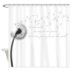 Love Shower Curtains