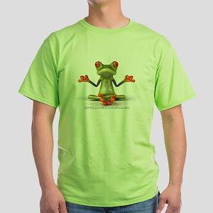 Around Cairns Zen Frog T-Shirt
