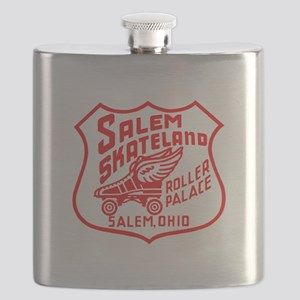 Salem Skateland Flask