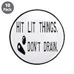 Pinball Don't Drain Humorous 3.5