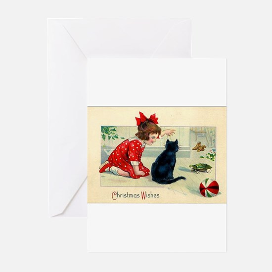 Christmas Wishes Greeting Cards