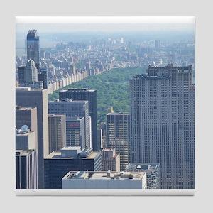 NYC Central Park Tile Coaster