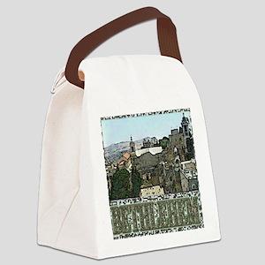 Bethlehem Canvas Lunch Bag