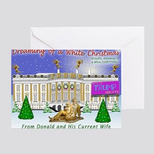 A Trump Christmas Greeting Cards