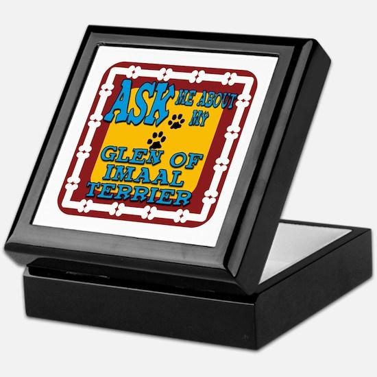 Glen of Imaal Terrier Keepsake Box