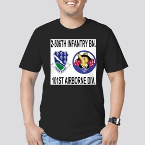 2-Army-506th-Infantry-2-506 T-Shirt
