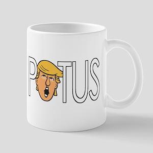 POTUS Donald Trump Mugs