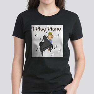 I Play Piano T-Shirt