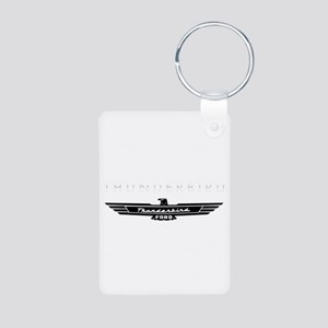 Tbird Script grad and Bird Keychains