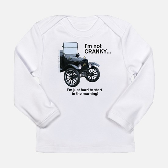 Cranky T-shirt Long Sleeve T-Shirt