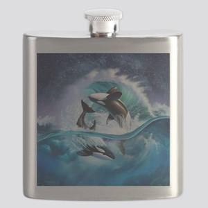 Orca Wave 2 Flask